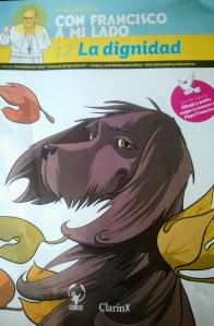 La Dignidad - Tapa de la revista para niños